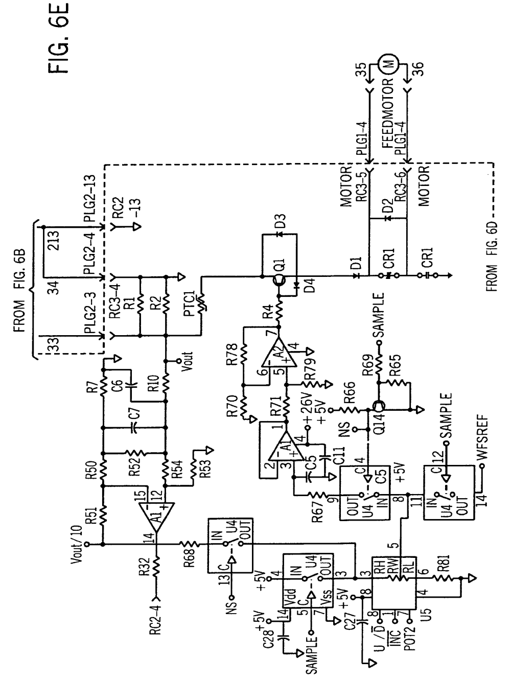 medium resolution of  us08546728 20131001 d00010 patent us8546728 welder with integrated wire feeder having hobart welder wiring diagram at