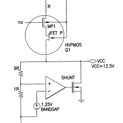 Shunt Resistor Wiring Diagram Ddec 2 Ecm Patent Us8552698 High Voltage Regulator Circuit