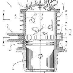 Basic Small Engine Diagram Yamaha G14 Gas Wiring Four Stroke Cycle