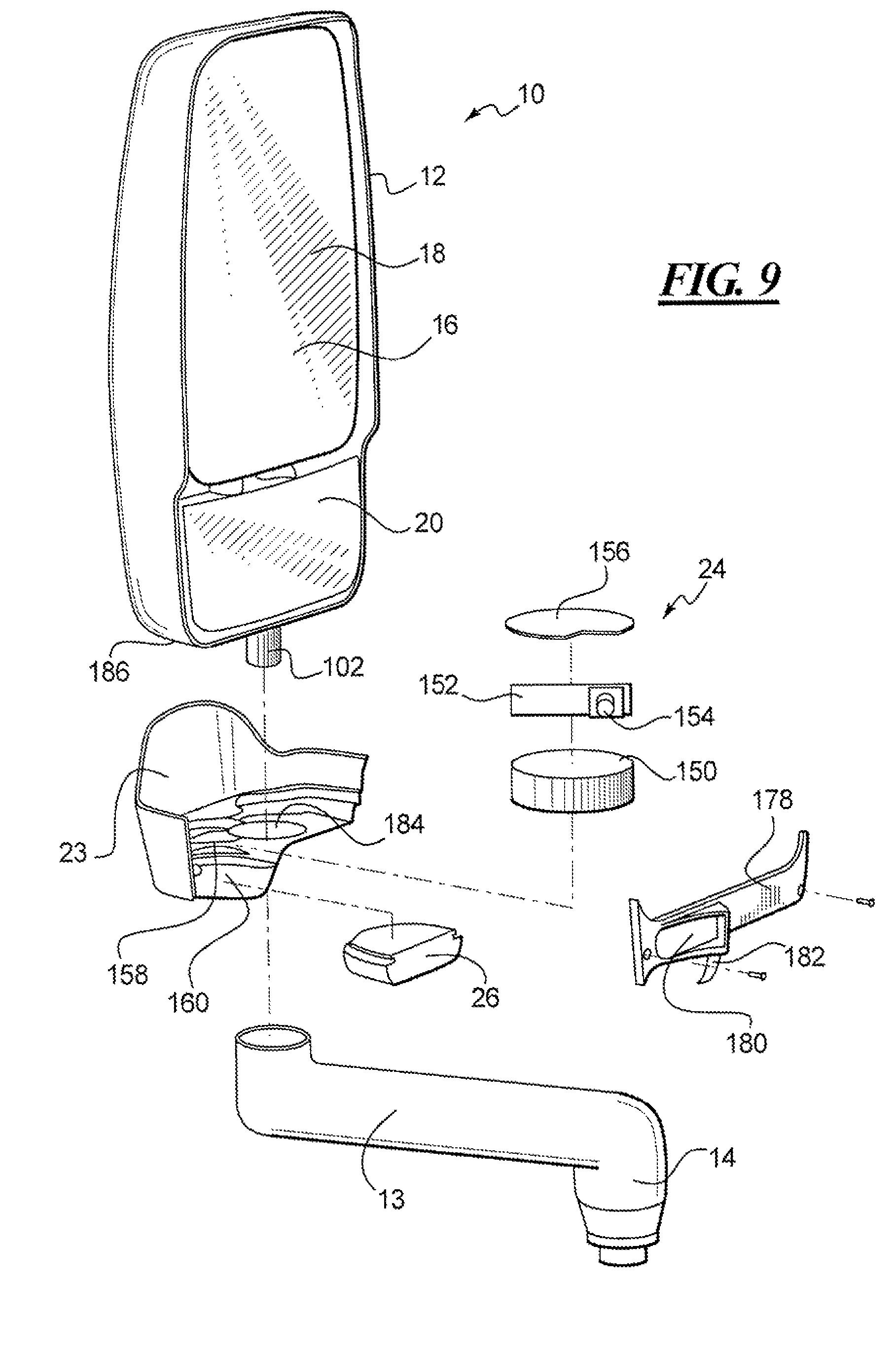 velvac mirror with camera wiring diagram
