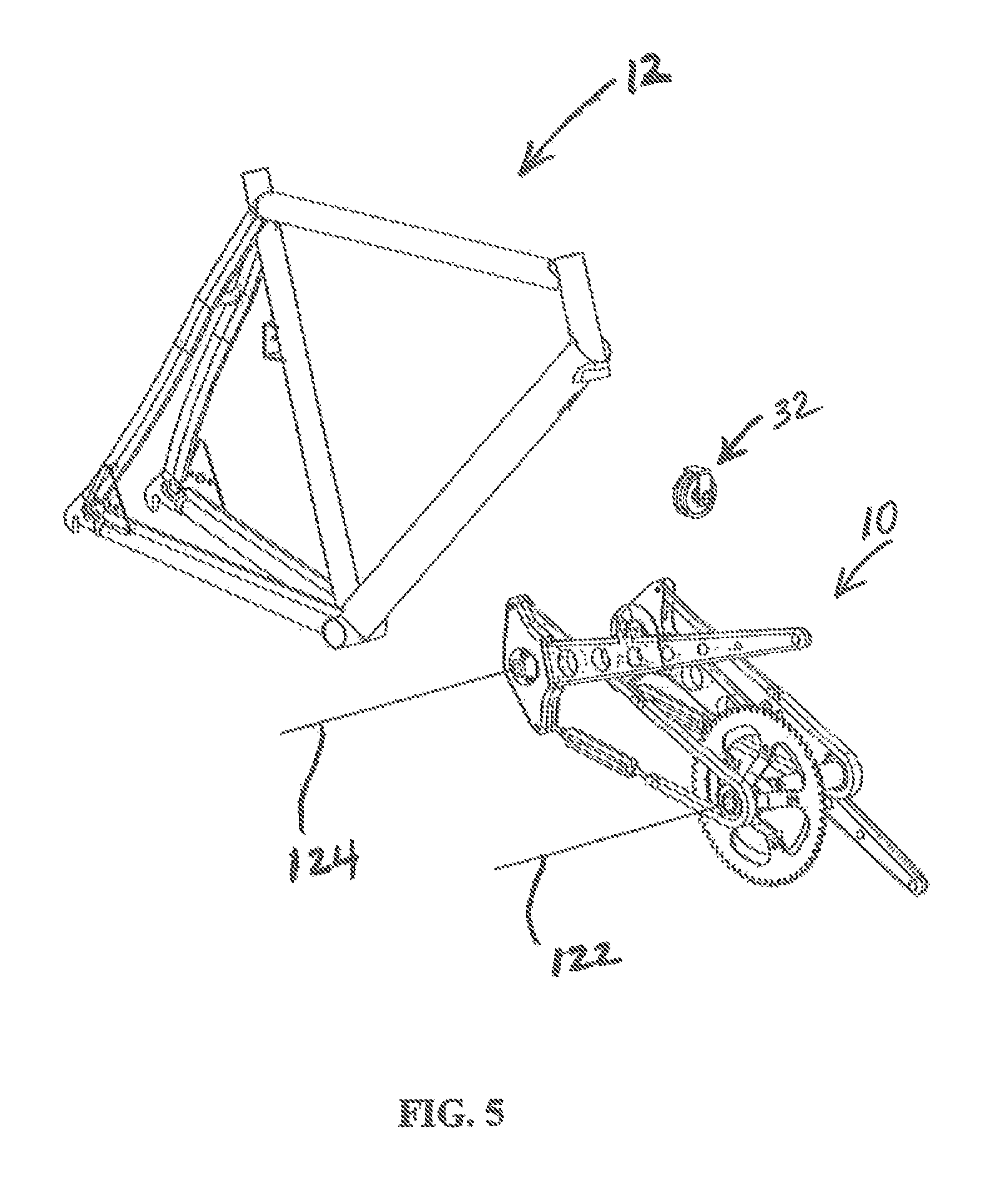 hight resolution of patent us8632089 mechanism for converting reciprocal