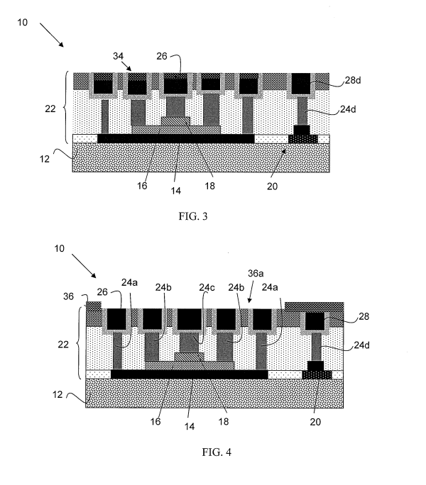 patent us8633106 - heterojunction bipolar transistors and methods of  manufacture google