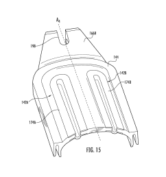 patent us8755663 impact resistant fiber optic enclosures and patent usd597403 cable clip google patents on underground wiring cable [ 2300 x 2673 Pixel ]