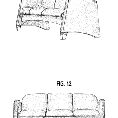 Chair Design Patent Covers For Dining Room Chairs Usd462533 Lounge Google Patents