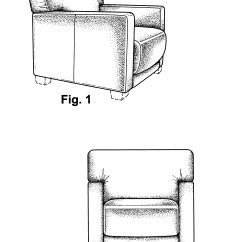 Chair Design Patent Eames Dining Canada Usd489188 Google Patents