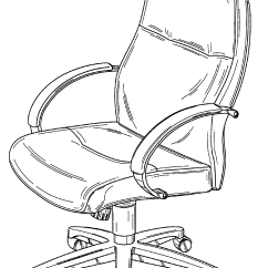 Chair Design Patent Wedding Covers London Ont Usd496535 Office Google Patents