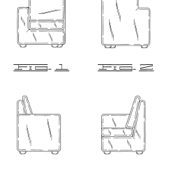 Chair Design Patent Gym Accessories Sofa Section Modular Sections Sectionals Ikea Thesofa