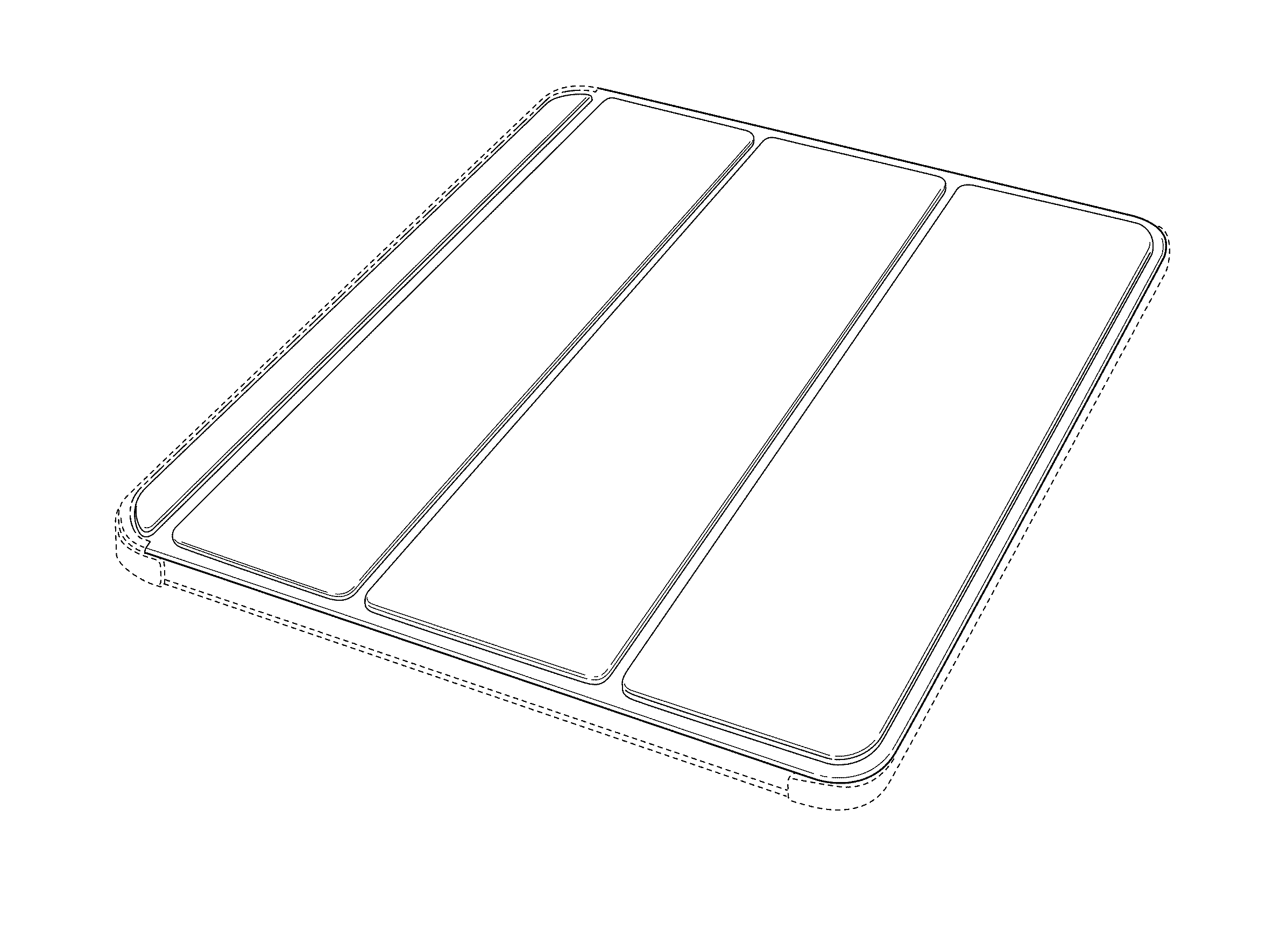 Innovative Incase Designs Corp design patent for cover for