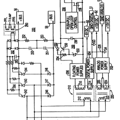 Drive Isolation Transformer Wiring Diagram Vt Patent Usre38082 High Frequency Pulse For An