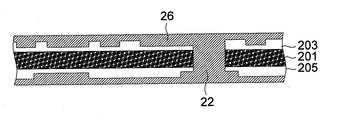 US20130122216A1 - Structure of embedded-trace substrate and method of manufacturing the same - Google Patents