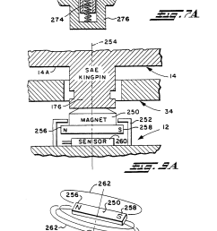 ep0433858a2 tractor trailer articulation control system and articulation angle sensor google patents [ 1668 x 2819 Pixel ]