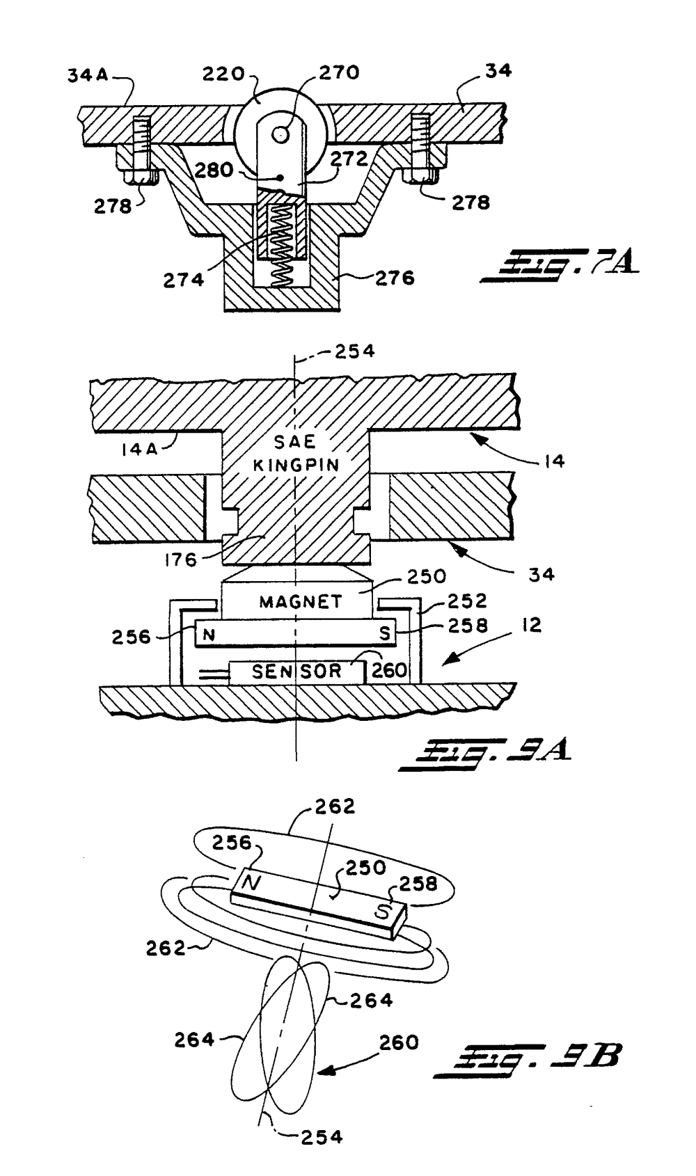 medium resolution of ep0433858a2 tractor trailer articulation control system and articulation angle sensor google patents