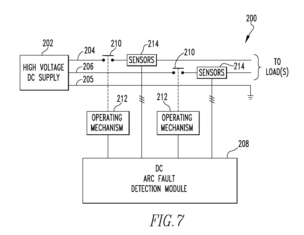 medium resolution of us9768605b2 arc fault detection system and method and circuit interrupter employing same google patents