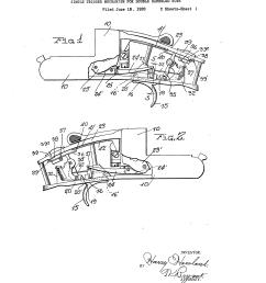 us1818852a single trigger mechanism for double barreled guns google patents [ 2320 x 3408 Pixel ]