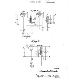 brevet us1791236 electrical circuit and transformer therefor google brevets [ 2320 x 3408 Pixel ]