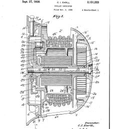 patent us2131223 trolley retriever google patents drawing 2003 mazda 3 [ 2320 x 3408 Pixel ]