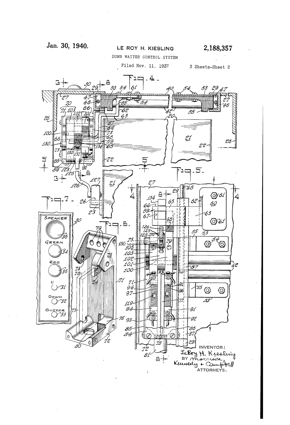 medium resolution of patent us7894934 remote conveyor belt monitoring system and method dumbwaiter wiring diagram google wiring diagrams generalized