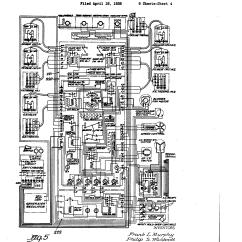 Ferguson T20 Wiring Diagram 1998 Dodge Ram 2500 Speaker Murphy Panel For John Deere