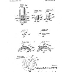 Diagram Of Artificial Eye Contactor Wiring A1 A2 Brevet Us2563462 And Method Forming Google Brevets