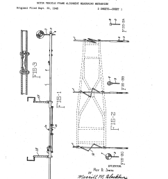 patent us2575194 motor vehicle frame alignment measuring mechanism google patents [ 2320 x 3408 Pixel ]