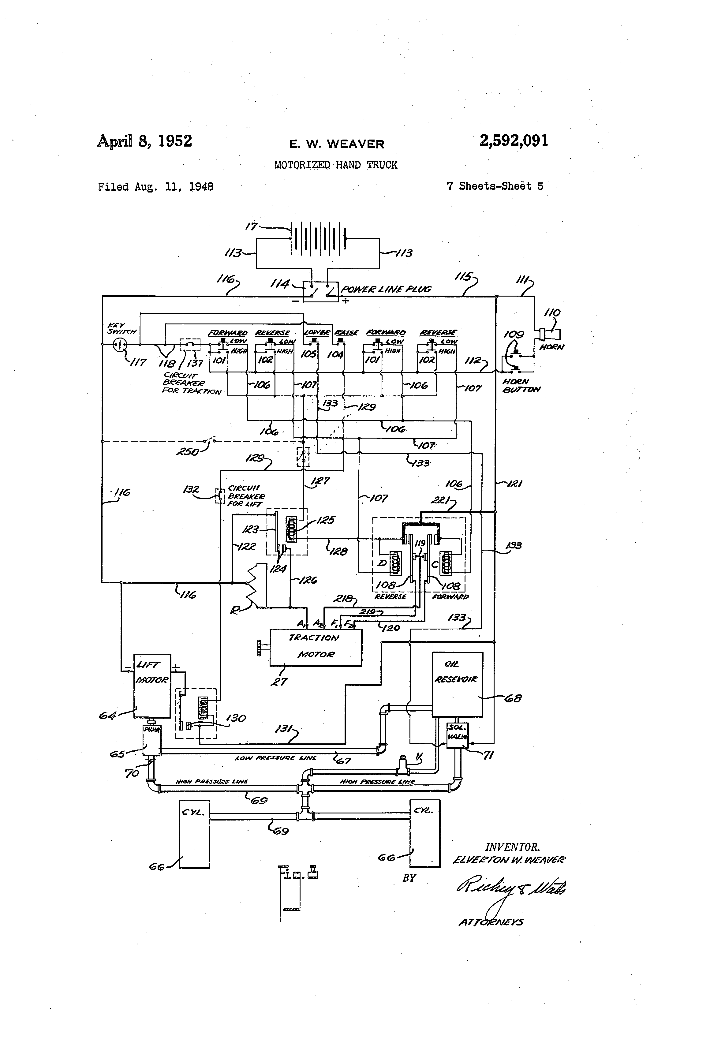 Yale Series Wiring Diagram