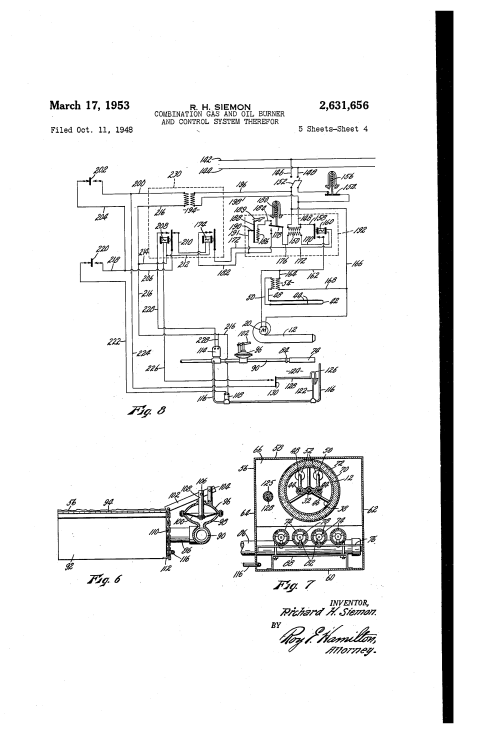 small resolution of gas and oil burner and control on honeywell burner control wiring