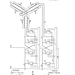 Three Phase Induction Motor Diagram Mga Wiring Patent Us2693561 Ignitron Controlled