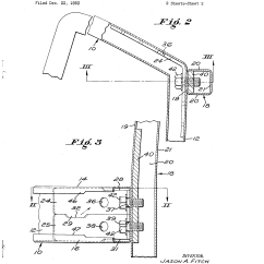 Steel Chair Joints Yellow Leather Side Patent Us2721606 Metal Joint Google Patents