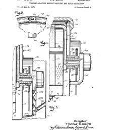 us2858688 2 patent us2858688 combined clothes washing machine and fluid lg semi automatic washing machine wiring [ 2320 x 3408 Pixel ]