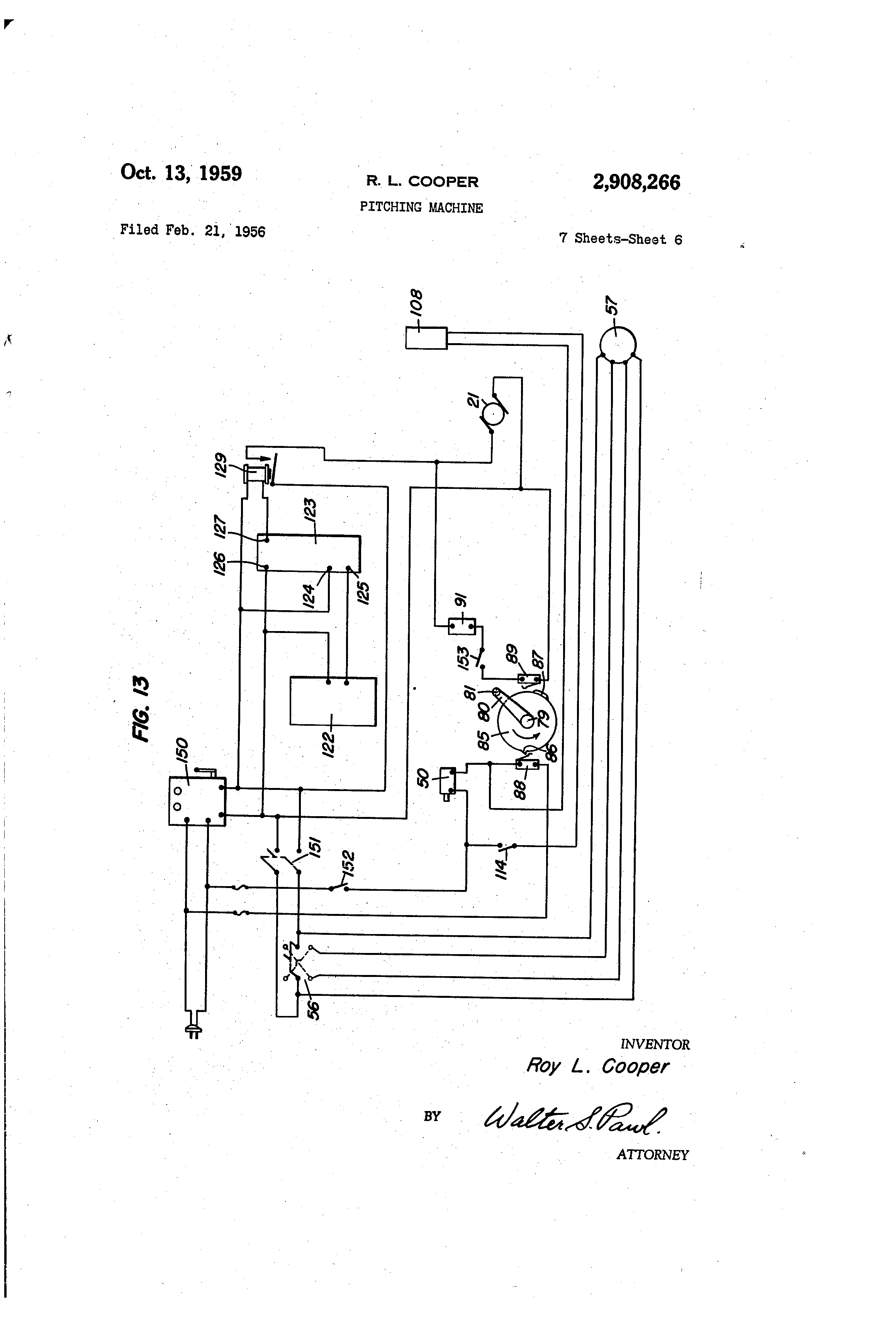 Iron Mike Pitching Machine Wiring Diagram : 41 Wiring