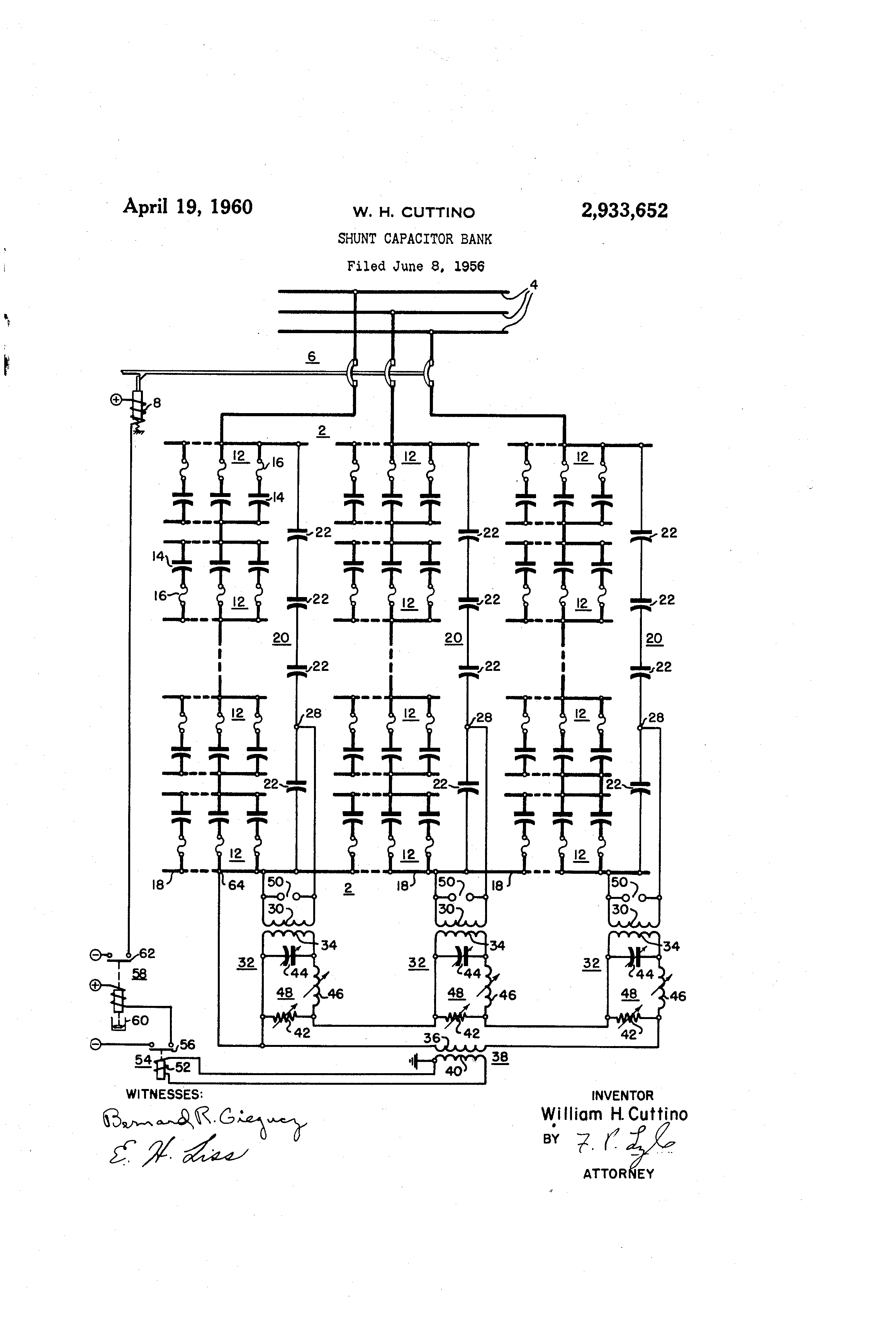 3 Phase Capacitor Bank Wiring Diagram : 37 Wiring Diagram
