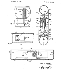 Door Chime Wiring Diagram For Dayton Electric Motor Patent Us2972138 Repeater Chimes Google Patents