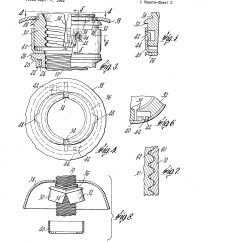 Swivel Chair Inventor High Back Office Lumbar Support Patent Us3161396 Construction