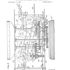 Riding Mower Wiring Diagram Minn Kota Terrova 24 Volt Patent Us3229452 - With Interlock System Of Safety Switches Google Patents