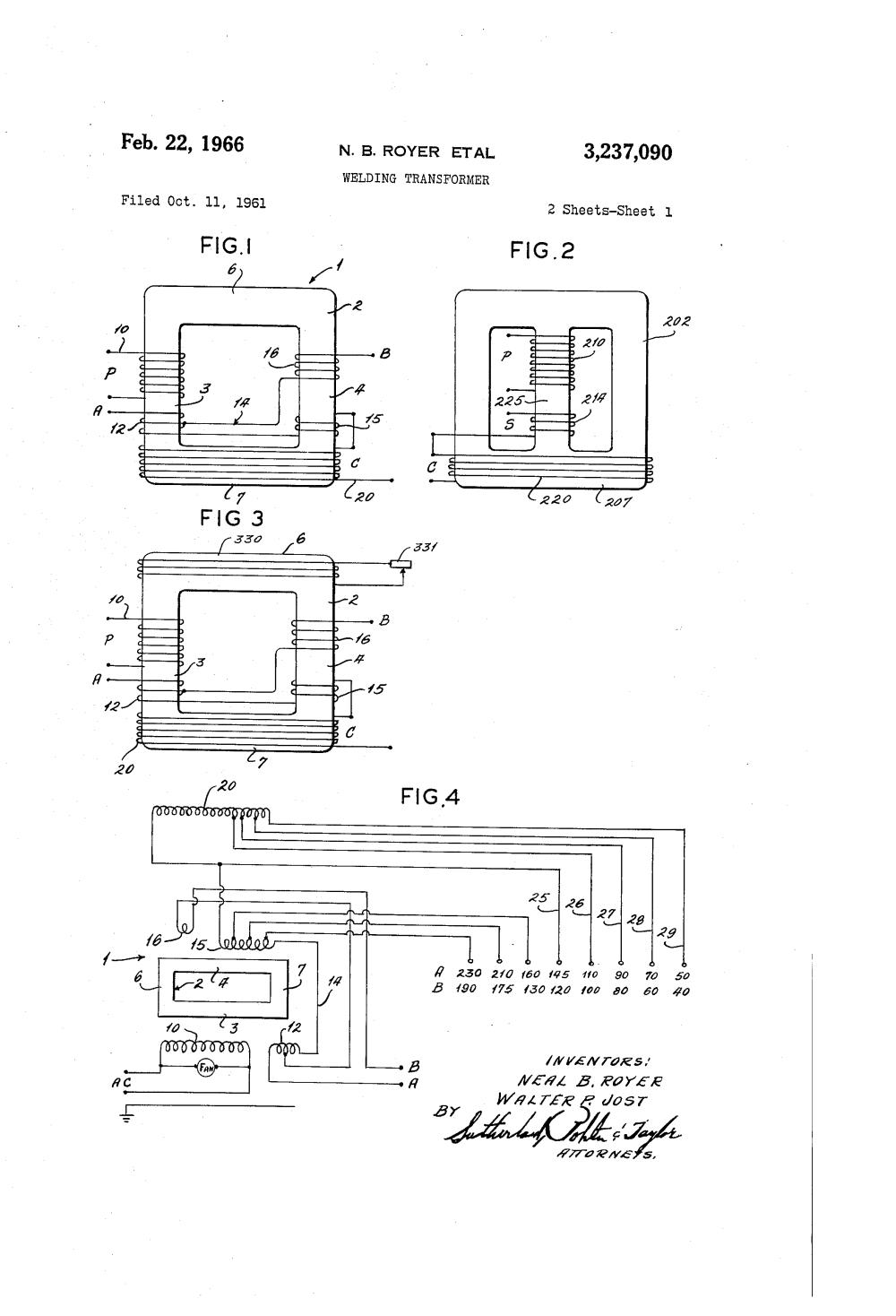 medium resolution of spot welding transformer diagram