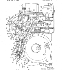 Massey Ferguson 175 Parts Diagram Vn V8 Wiring Diagrams Tractor