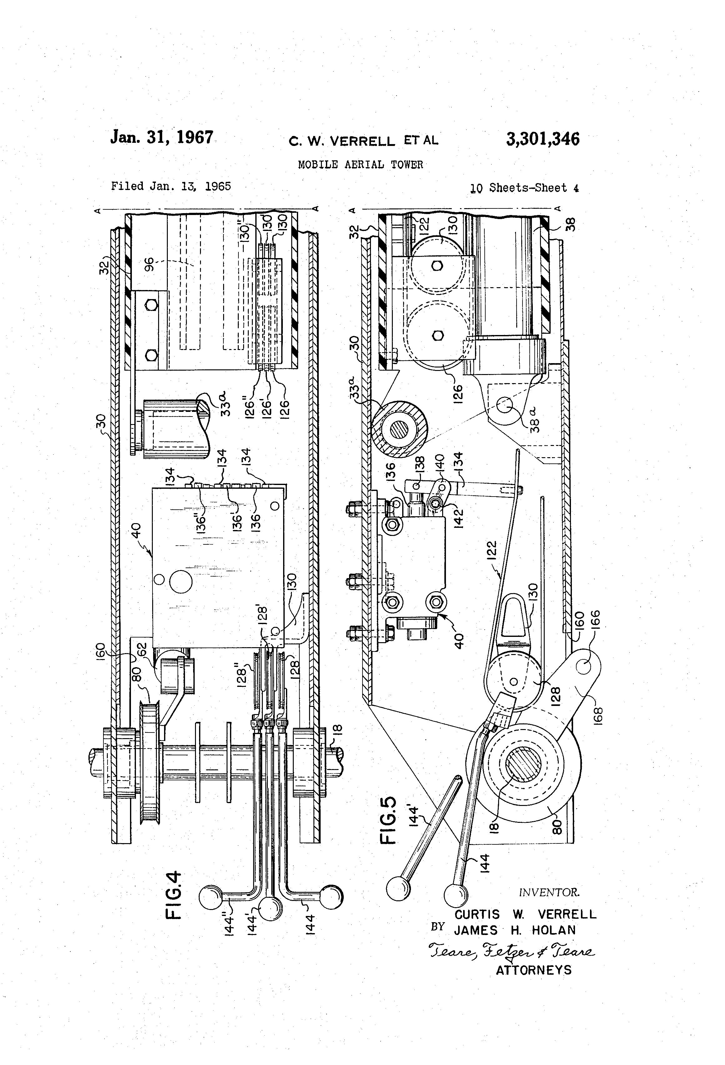 Altec D845a Wiring Diagrams