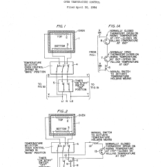 Robertshaw Oven Thermostat Wiring Diagram Solid Liquid Gas Phase Patent Us3303326 Temperature Control Google Patents