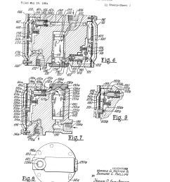 view figure 6b same ignition shown in a semischematic diagram patent us3377024 liquid fuel burner system [ 2320 x 3408 Pixel ]