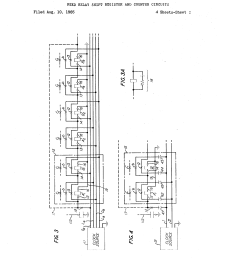reed relay wiring diagram circuit diagrams patent us3456241 shift register and counter spdt micro 5 pin [ 2320 x 3408 Pixel ]