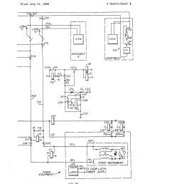us3484561 2 patent us3484561 apartment telephone intercom and door release telephone intercom wiring diagram at cita [ 2320 x 3408 Pixel ]