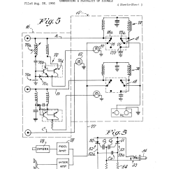 Nurse Call System Wiring Diagram Power Led Driver Circuit Patent Us3517120 Including A Coaxial