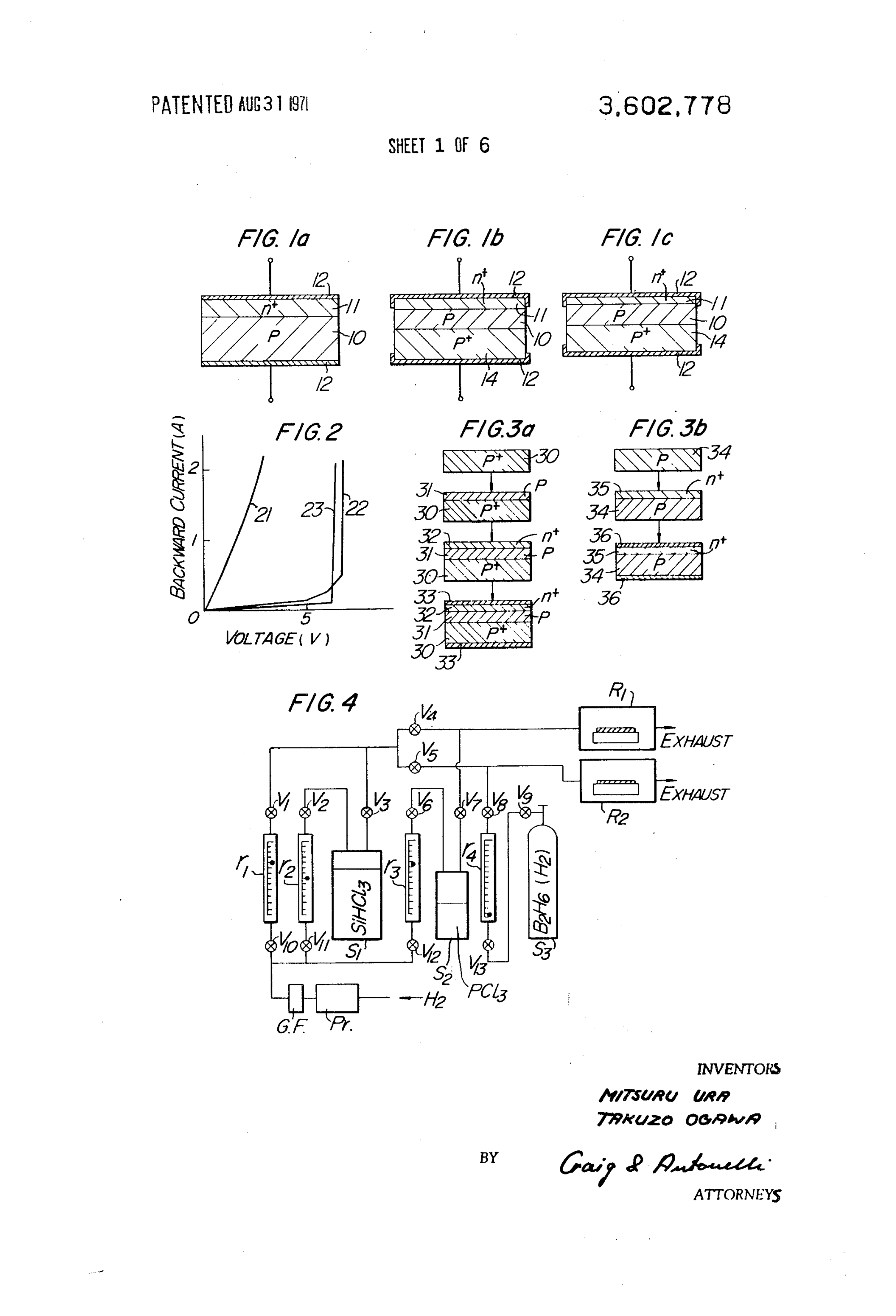 hight resolution of patent us3602778 zener diode and method of making the same google patentsuche