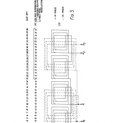 Single Phase 2 Pole Motor Wiring Diagram Dia Editor Review 36 Slot 4 Winding Diagrams