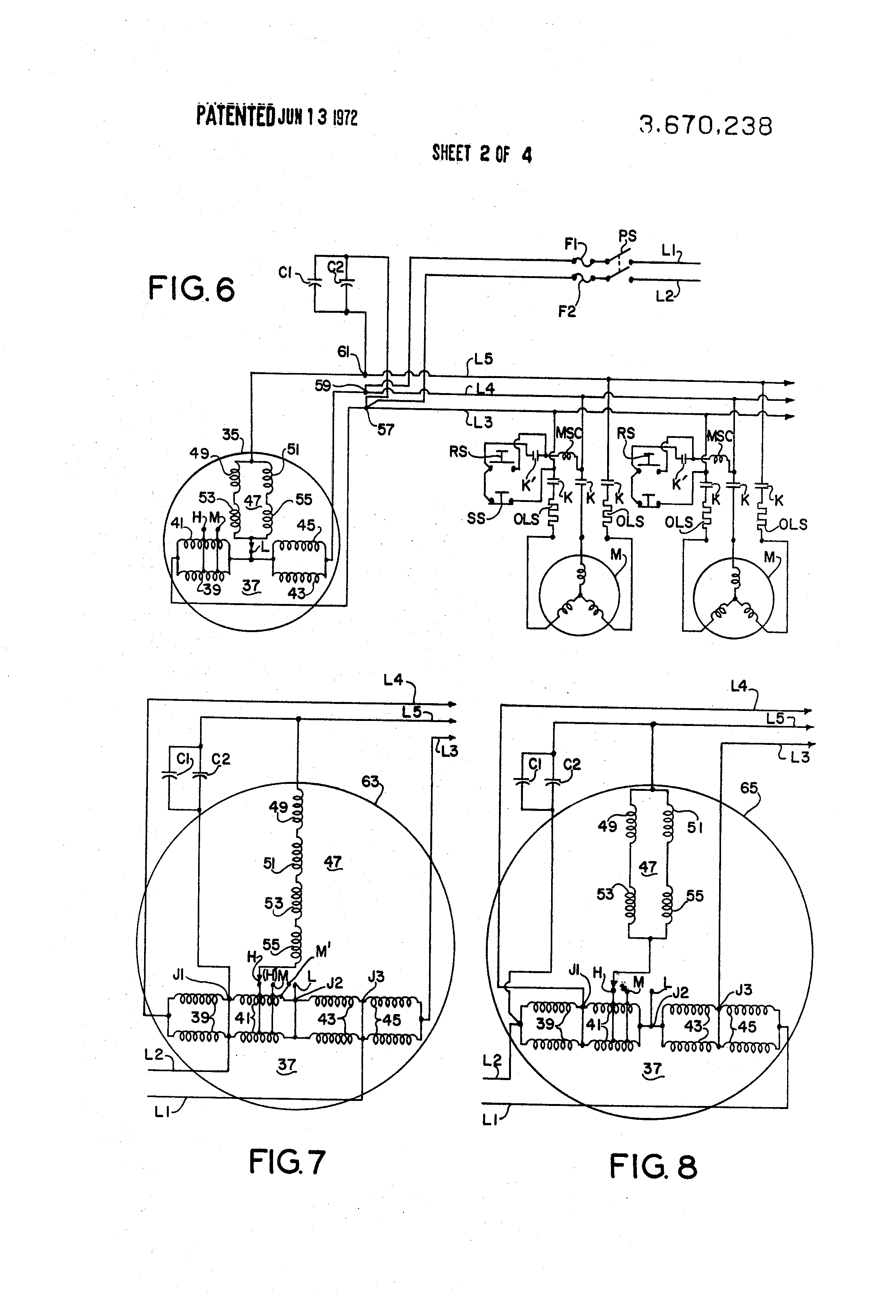 US3670238 2?resize\\\=665%2C977\\\&ssl\\\=1 arco phase converter wiring diagram arco wiring diagrams collection  at nearapp.co