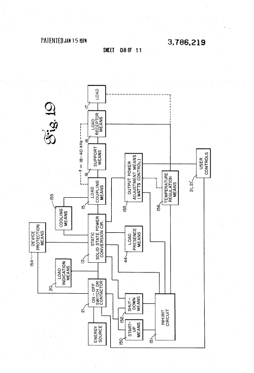 small resolution of  us3786219 8 patent us3786219 solid state induction cooking systems for induction cooktop wiring diagram at cita