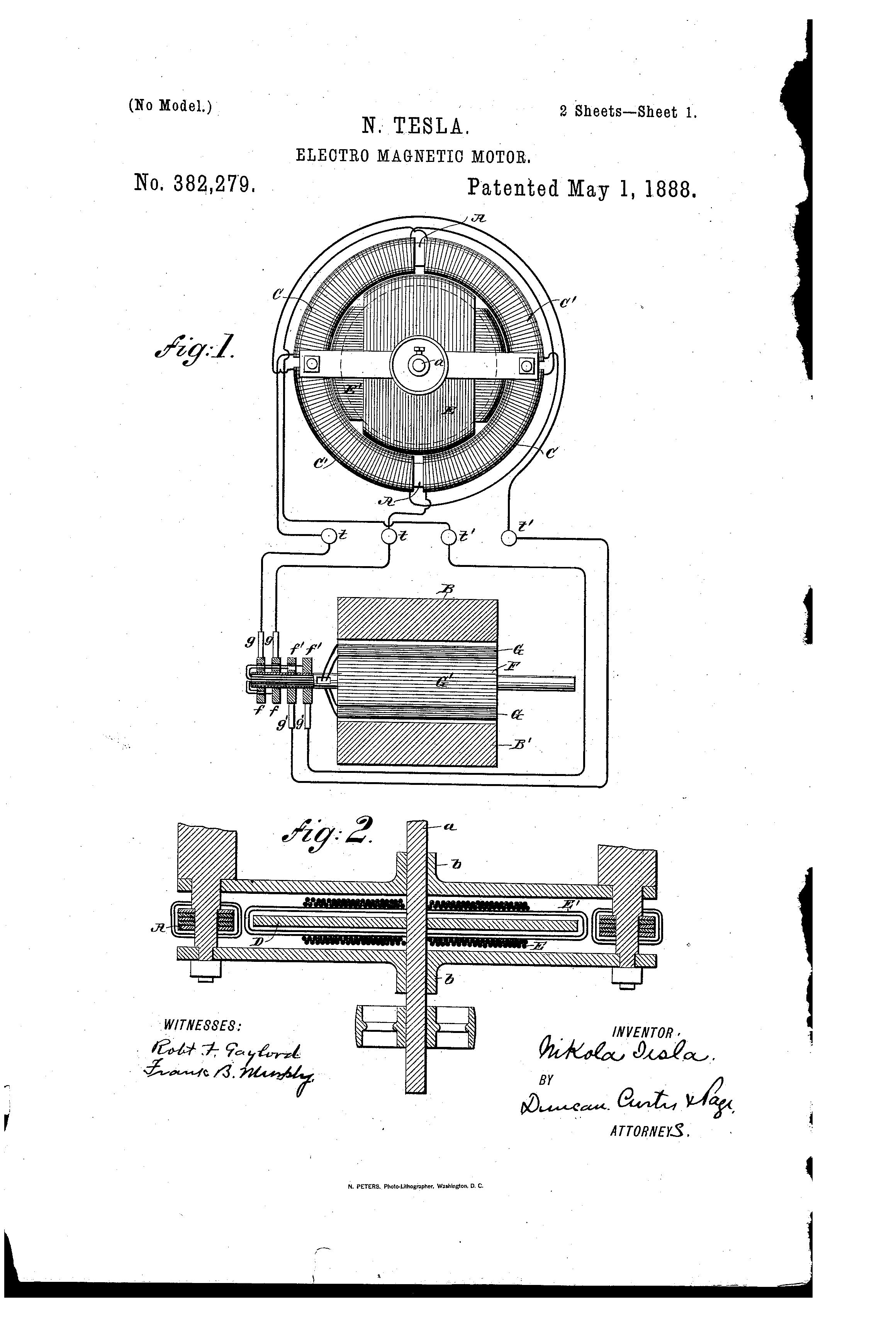 Tesla Coil Design Schematic