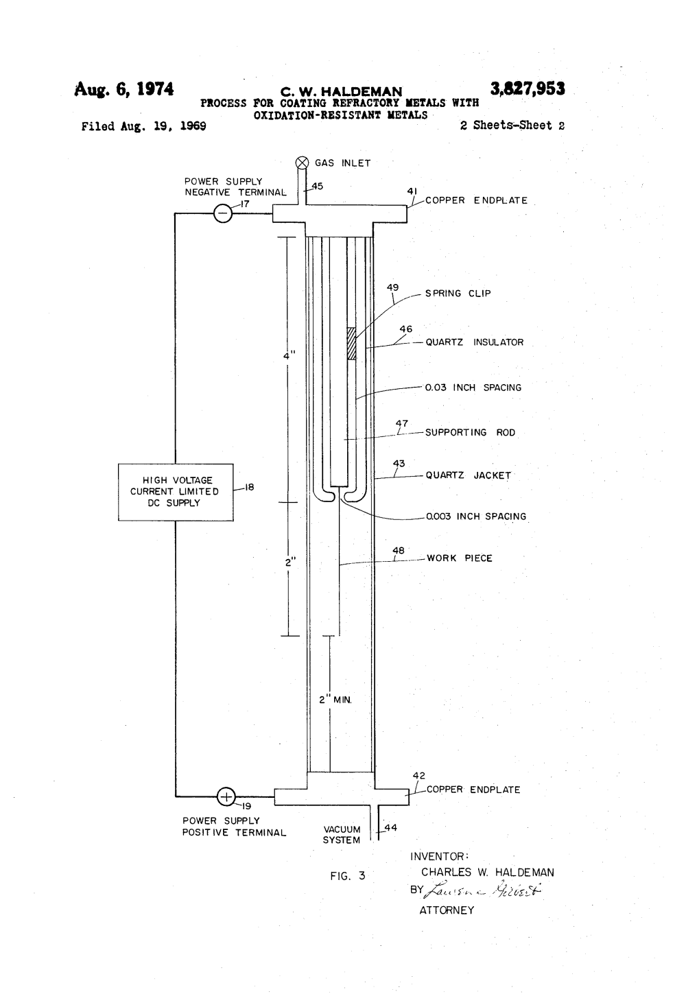 medium resolution of brevet us3827953 process for coating refractory metals with oxidation resistant metals google brevets
