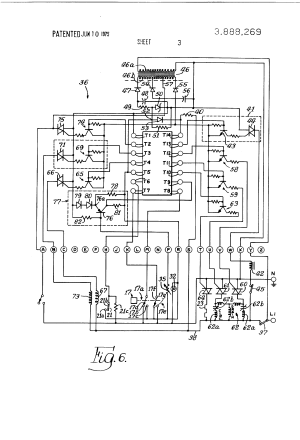 Patent US3888269  Control system for dishwasher  Google