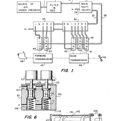 Eaton Fuller Transmission Diagram Ego C Twist Wiring Patent Us3945265 Fluid Actuated Gear Changing System